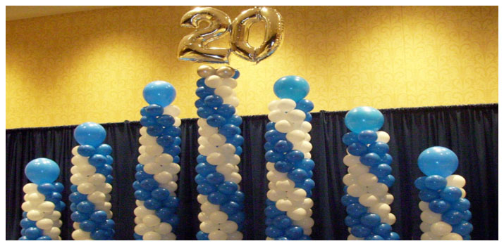Balloon decorators in mumbai balloon decoration in for Balloon decoration in mumbai