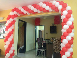 Products balloon decorators in mumbai balloon decoration for Balloon decoration in mumbai